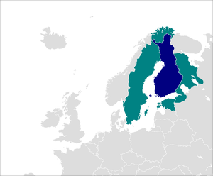 Finnish language - Wikipedia, the free encyclopedia