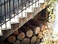 Firewood under stairs.jpg