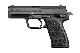 family of semi-automatic pistols
