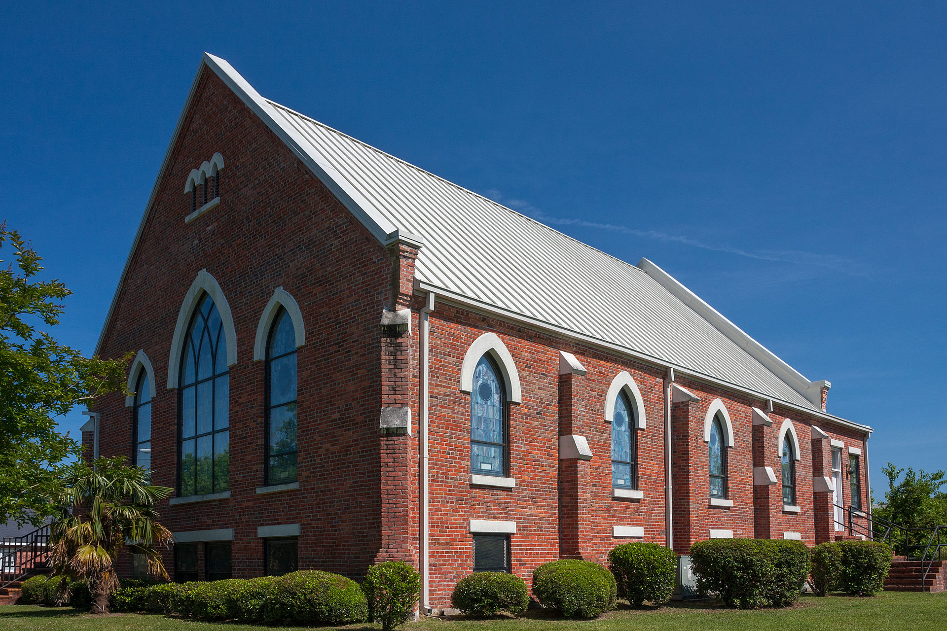 first missionary baptist church  new bern  north carolina