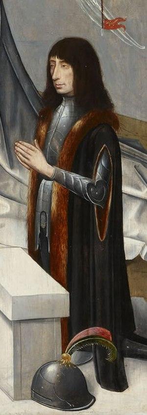 García Álvarez de Toledo, 1st Duke of Alba - Image: First Dukeof Albadetormes