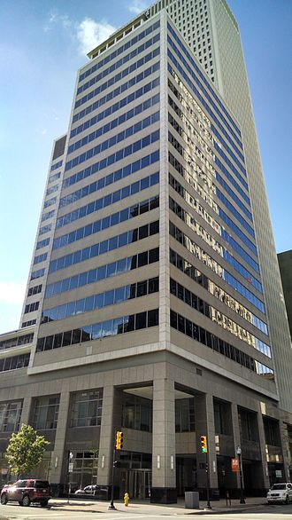 First National Bank Building (Tulsa, Oklahoma) - Image: First National Bank, Tulsa