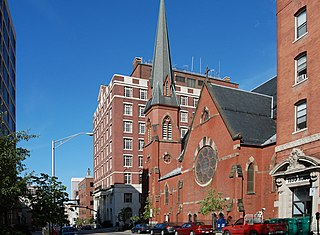 First Universalist Church (Providence, Rhode Island) United States historic place