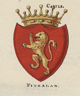 FitzAlan Surname list