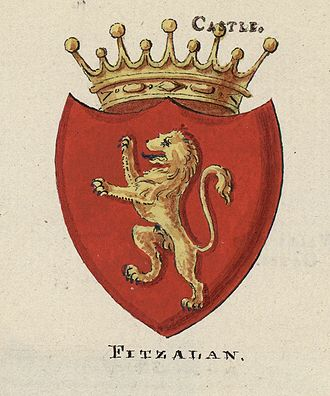 FitzAlan - Coat of Arms of the FitzAlan family