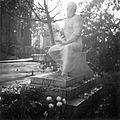 Fiumei úti Nemzeti Sírkert (Kerepesi temető), Ady Endre síremléke. Fortepan 16103.jpg