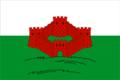 Flag of Gorodishe (Penza oblast).png