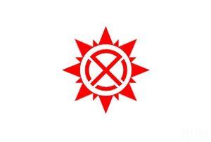 Hasuda, Saitama - Image: Flag of Hasuda Saitama
