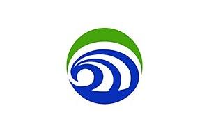 Omitama - Image: Flag of Omitama Ibaraki