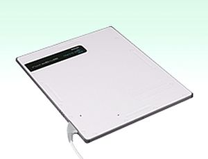 Flat panel detector - Flat panel detector used in digital radiography