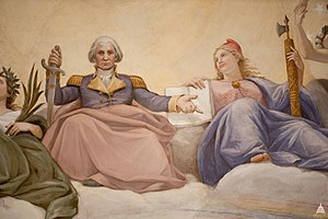 Flickr - USCapitol - Apotheosis of Washington - Close up of George Washington.jpg
