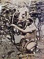 Flickr - davehighbury - Royal Artillery Museum Woolwich London 262 Zulu warriors.jpg