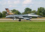 Fliegerhorst Neuburg Spottertag 2013 F-16 31. Geschwader Belgien.jpg