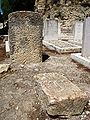 Flinders Petrie headstone - Protestant Cemetery - Jerusalem Israel c. 2009 - 3.JPG