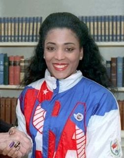 Florence Griffith Joyner American track and field athlete