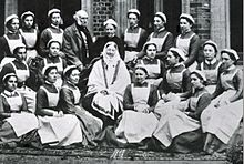 21028cd34f0 Florence Nightingale Faculty of Nursing and Midwifery - Wikipedia