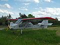 Flugzeugdenkmal auf Flugplatz Schöngleina.jpg