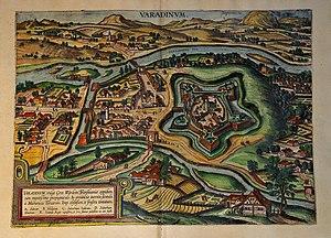History of Oradea - Image: Fn braun varadinum
