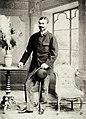Fodor Kálmán, a pöstyéni gyógyfürdő igazgató főorvosa. A felvétel 1890 körül készült. Fortepan 96126.jpg
