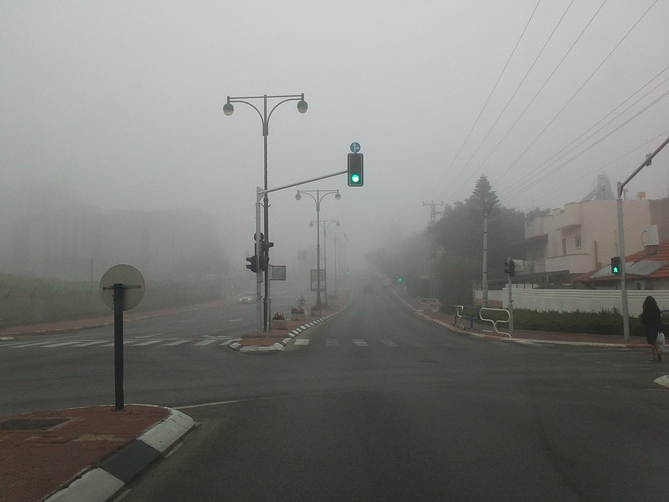 Fog in Israel03