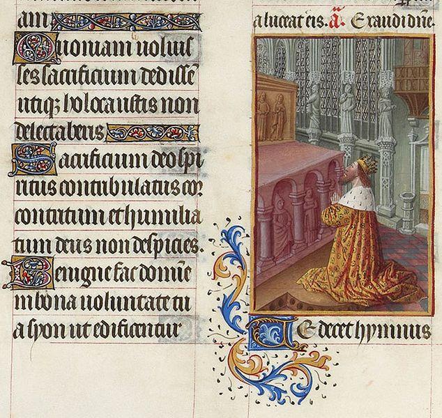 File:Folio 101v - Psalm LXIV.jpg
