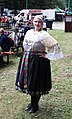 Folk costume from Cifer Slovakia Myjava-Festival.jpg