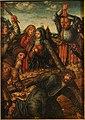 Follower of Lucas Cranach (I) - Christ falls on the way to Calvary.jpg