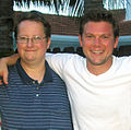 Food Writer and TV Chef Glenn Lindgren and Tyler Florence.jpg