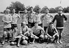 Football at the 1912 Summer Olympics - Italy squad.JPG