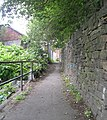 Footpath - Manchester Road - geograph.org.uk - 914429.jpg