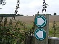 Footpath from B656 to Easthall - geograph.org.uk - 540646.jpg