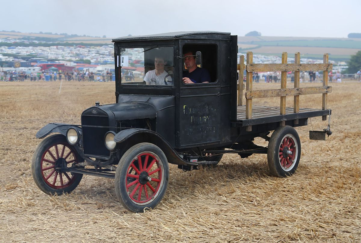 1920 Ford Truck Autos Post