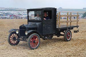 Ford Model TT - 1925 Model TT Truck