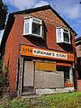 Former Kirkham's Store, Urmston.JPG