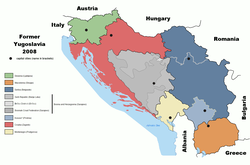 The State Of Affairs Of The Territory Of The Former Yugoslavia