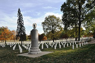 Fort Leavenworth National Cemetery United States historic place