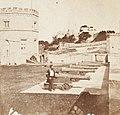 Fort Macquarie Sydney, 1858-1859 William Hetzer.jpg