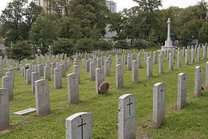 Fort Massey Cemetery - Fort Massey Cemetery