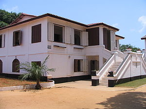 Ouidah - The Historical Museum of Ouidah