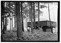 Fort Rains, Blockhouse, North Bonnerville Vicinity, Fort Rains, Skamania County, WA HABS WASH,30-FORA.V,1-2.tif