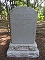 Fort Raleigh Marker, Fort Raleigh National Historic Site, Manteo, Roanoke Island, North Carolina (14460383775).jpg