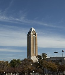 Fort Worth Pioneer Tower 2011
