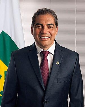 Hélio José - Image: Foto oficial de Hélio José
