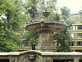 Fountain at the House of the Estates, Helsinki - DSC05347.JPG