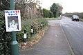 Four Ashes Road, Dorridge B93 - geograph.org.uk - 2196449.jpg
