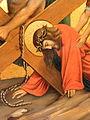 Fr Pfettisheim Chemin de croix station VII Christ detail.jpg