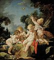 François Boucher - 'Putti with Birds'.jpg