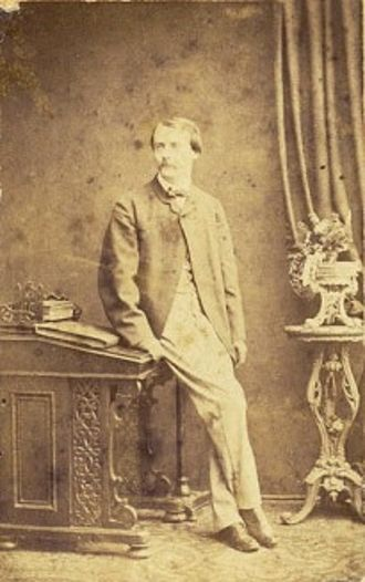 Francis Guthrie - Francis Guthrie
