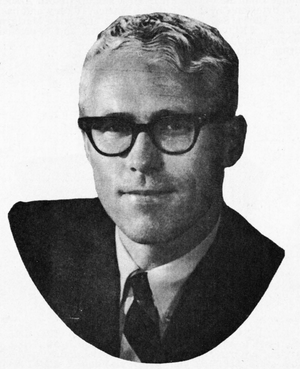 Frank Farrar - Portrait of the young Governor