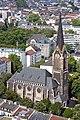 Frankfurt Am Main-Peterskirche-Ansicht vom Nextower-20110812.jpg